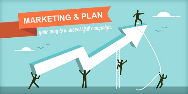 6 bước xây dựng và triển khai kế hoạch Marketing