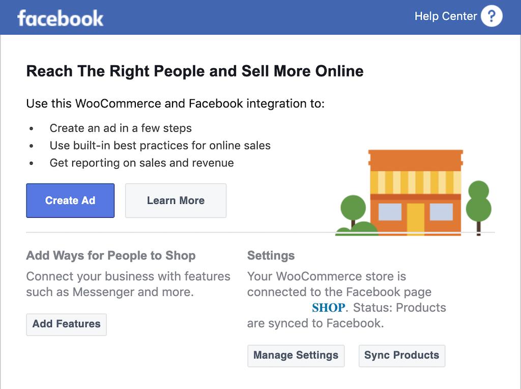 Hướng dẫn cách đồng bộ sản phẩm website lên Facebook